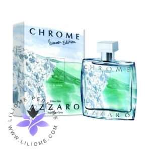 عطر ادکلن آزارو کروم سامر ادیشن 2013-Azzaro Chrome Summer Edition 2013