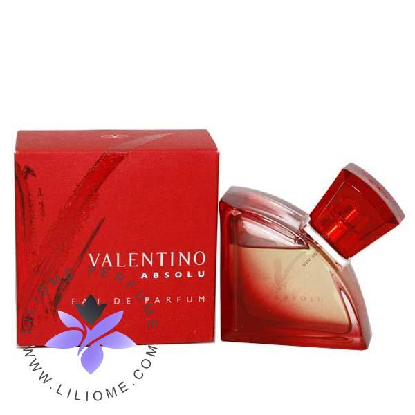 عطر ادکلن والنتینو وی ابسولو-Valentino V Absolu