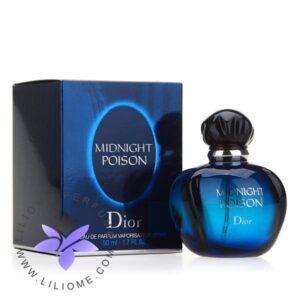 عطر ادکلن دیور میدنایت پویزن-Dior Midnight Poison 50 ml