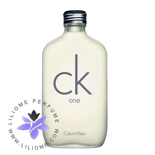 8ee5773ce عطر ادکلن سی کی وان-CK One   عطر ادکلن لیلیوم