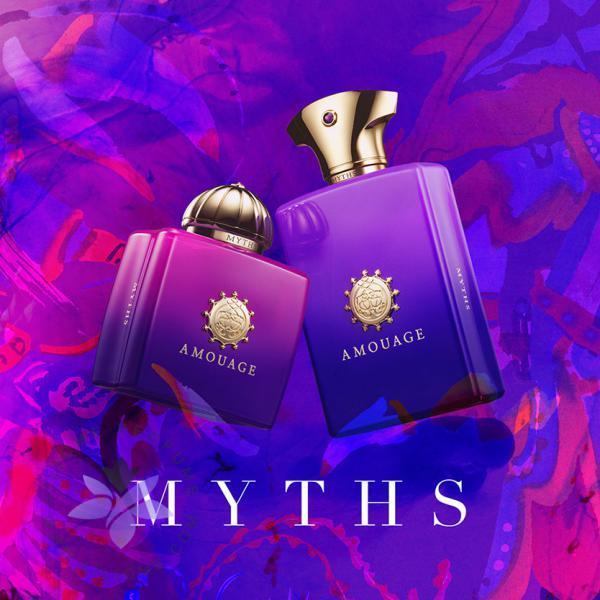 عطر ادکلن آمواج میتس -Amouage Myths