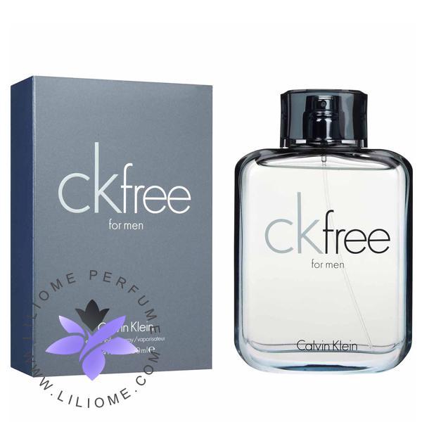 عطر ادکلن سی کی فری مردانه-CK Free