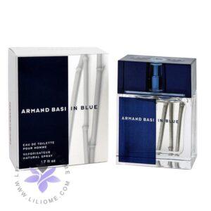 عطر ادکلن آرماند باسی این بلو-Armand Basi In Blue