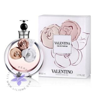 عطر ادکلن والنتینو والنتینا سه گل-Valentino Valentina