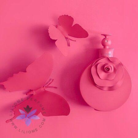 عطر ادکلن والنتینو پینک-صورتی-Valentino Pink