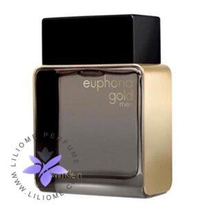 عطر ادکلن سی کی ایفوریا گلد مردانه-CK Euphoria Gold