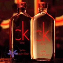 عطر ادکلن سی کی وان رد ادیشن مردانه-CK One Red Edition