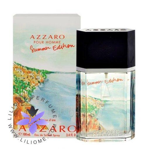 عطر ادکلن آزارو پورهوم سامر ادیشن 2013-Azzaro Pour Homme Summer Edition 2013