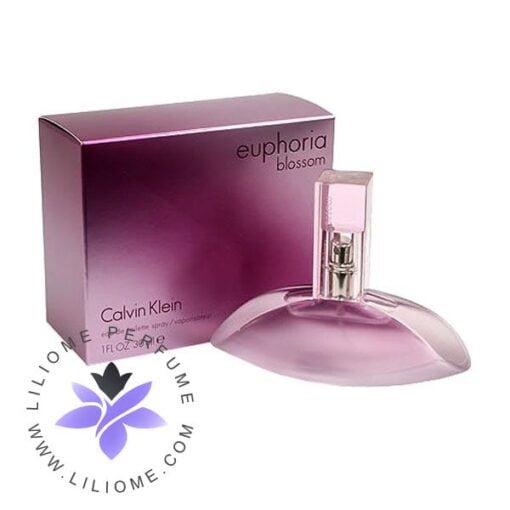 عطر ادکلن سی کی ایفوریا بلوسوم-CK Euphoria Blossom