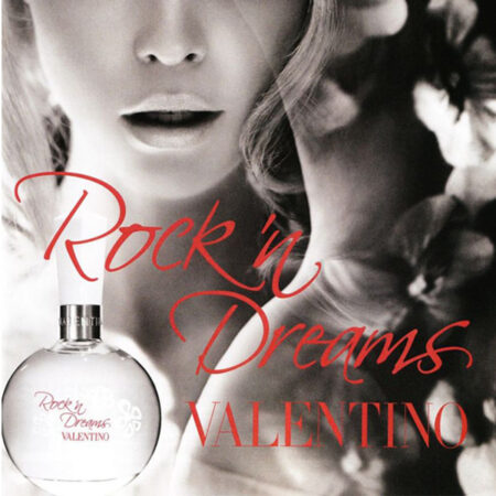 عطر ادکلن والنتینو راکن دریمز-Valentino Rock'n Dreams