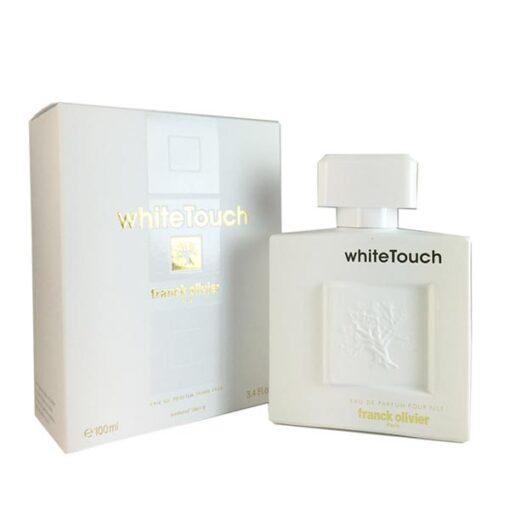عطر ادکلن فرانک الیور وایت تاچ-Franck Olivier White Touch