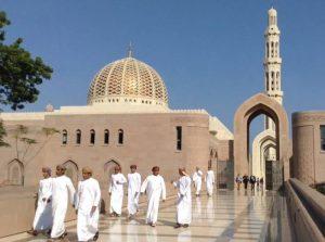 گنبد مسجد سلطان قابوس