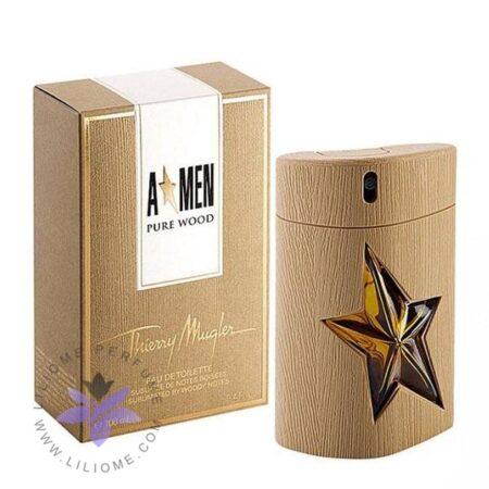 عطر ادکلن تیری موگلر ای من پیور وود-Thierry Mugler A*Men Pure Wood