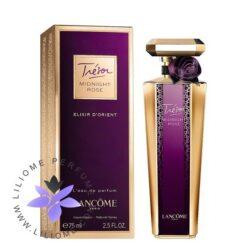 عطر ادکلن لانکوم ترزور میدنایت رز الکسیر دی اورینت-Lancome Tresor Midnight Rose Elixir D'Orient