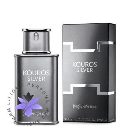 عطر ادکلن ایو سن لورن کوروس سیلور-YSL Kouros Silver