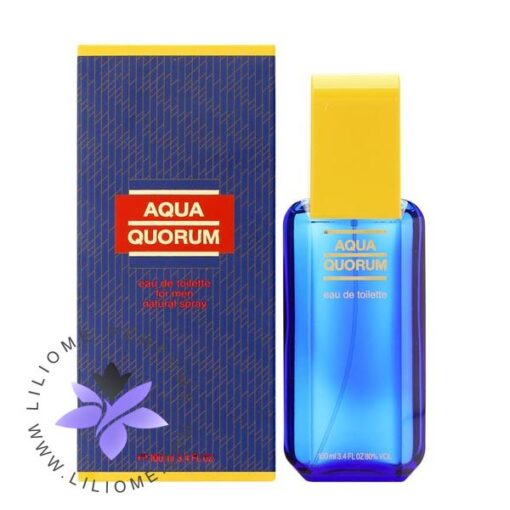 عطر ادکلن آنتونیو پوییگ آکوا کروم-Antonio Puig Aqua Quorum