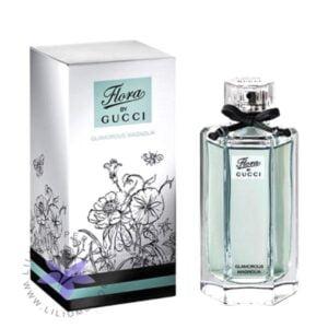 عطر ادکلن گوچی فلورا بای گلامورس مگنولیا-Gucci Flora by Gucci Glamorous Magnolia