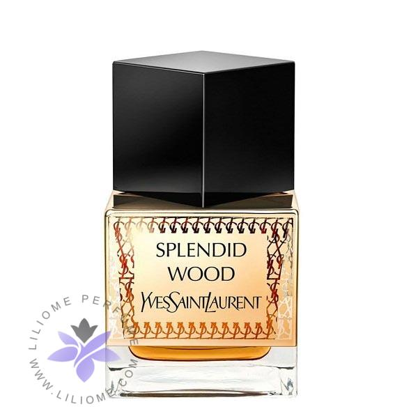 عطر ادکلن ایو سن لورن اسپلندید وود-YSL Splendid Wood