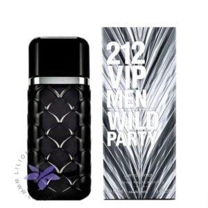 عطر ادکلن کارولینا هررا 212 وی آی پی وایلد پارتی مردانه-Carolina Herrera 212 VIP Wild Party