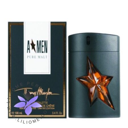 عطر ادکلن تیری موگلر ای من پیور مالت-Thierry Mugler A*Men Pure Malt