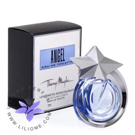عطر ادکلن تیری موگلر آنجل ادو تویلت-حلزونی-Thierry Mugler Angel Eau de Toilette