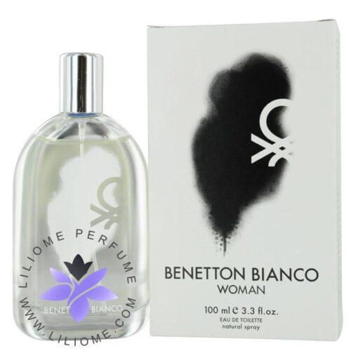 عطر ادکلن بنتون بیانکو-Benetton Bianco