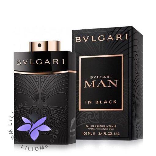 عطر ادکلن بولگاری من این بلک آل بلک ادیشن-Bvlgari Man in Black All Black Edition
