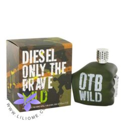 عطر ادکلن دیزل اونلی د بریو وایلد-Diesel Only The Brave Wild