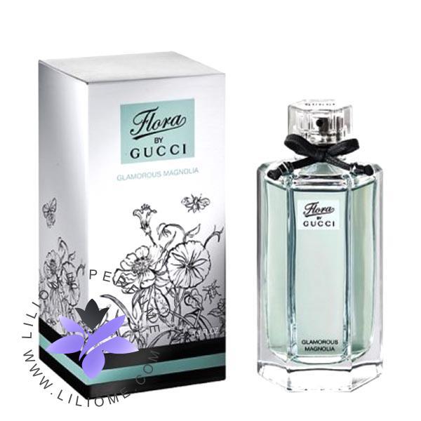 478f6899b عطر ادکلن گوچی فلورا بای گلامورس مگنولیا-Gucci Flora by Gucci Glamorous  Magnolia