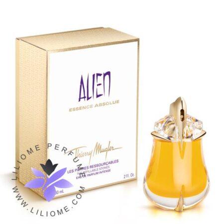 عطر ادکلن تیری موگلر الین اسنس ابسولو-Thierry Mugler Alien Essence Absolue