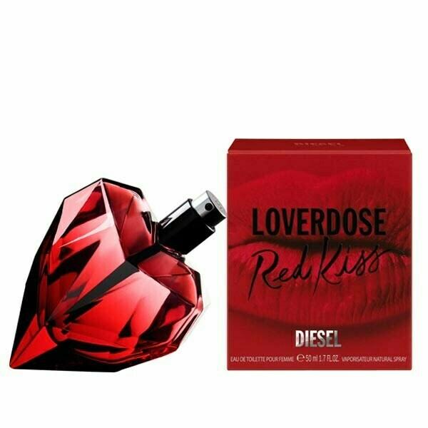 عطر ادکلن دیزل لاوردوز رد کیس-Diesel Loverdose Red Kiss