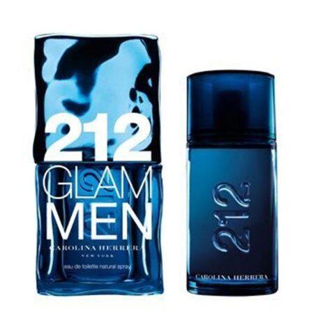 عطر ادکلن کارولینا هررا 212 گلام مردانه-Carolina Herrera 212 Glam men