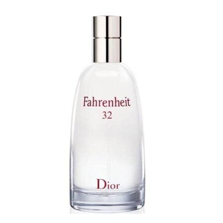 عطر ادکلن دیور فارنهایت 32-Dior Fahrenheit 32