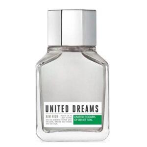 عطر ادکلن بنتون یونایتد دریمز ایم های-Benetton United Dreams Aim High
