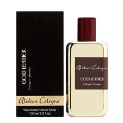 عطر ادکلن آتلیه کلون گلد لدر-Atelier Cologne Gold Leather