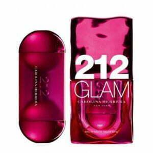 عطر ادکلن کارولینا هررا 212 گلام زنانه-Carolina Herrera 212 Glam