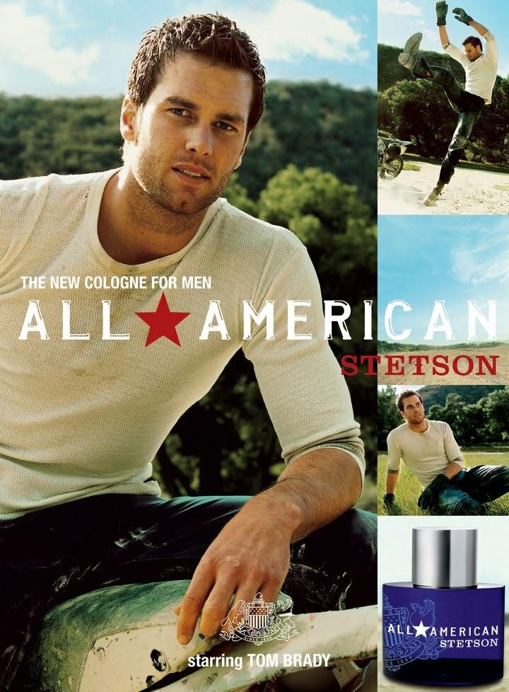 ادکلن مردانه ی آل امریکن استتسون(All American Stetson Cologn)