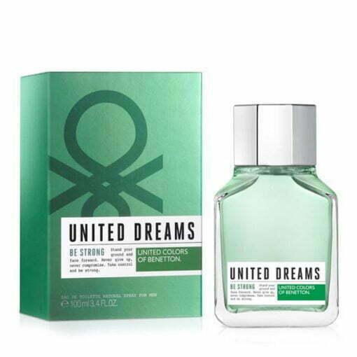 عطر ادکلن بنتون یونایتد دریمز بی استرانگ-Benetton United Dreams Be Strong