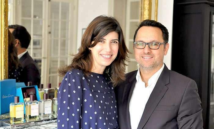 «کریستف سَرواسل» و همسرش «سیلوی گنتر» خالقان آتلیه کلون