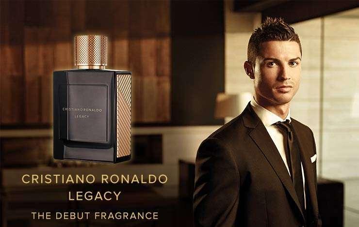 عطر کریستیانو رونالدو لگاسی(Legacy by Cristiano Ronaldo)