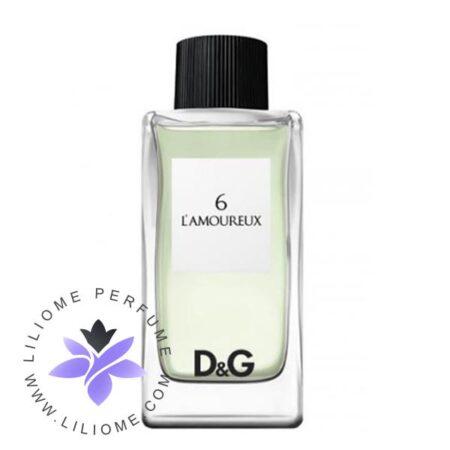 عطر ادکلن دلچه گابانا آنتولوژی لاموروکس 6-Dolce Gabbana D&G Anthology L`Amoureux 6