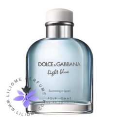 عطر ادکلن دی اند جی دلچه گابانا لایت بلو سوئیمینگ این لیپاری-Dolce Gabbana Light Blue Swimming in Lipari