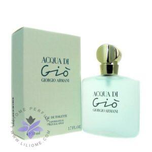 عطر ادکلن جورجیو آرمانی آکوا دی جیو زنانه-Giorgio Armani Acqua di Gio for Women