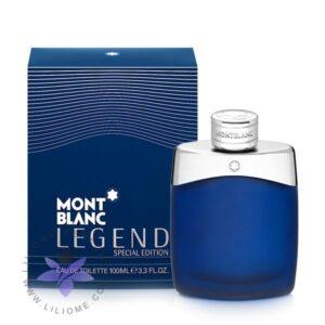 عطر ادکلن مون بلان لجند 2012-Mont Blanc Legend Special Edition 2012