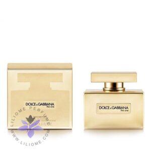 عطر ادکلن دلچه گابانا دوان گلد لیمیتد ادیشن-Dolce Gabbana The One Gold Limited Edition