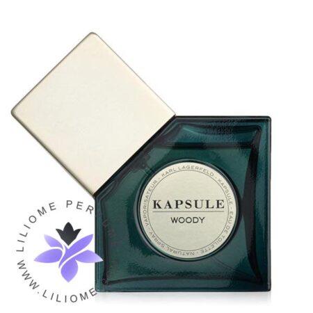 عطر ادکلن کارل لاگرفلد کپسول وودی-Karl Lagerfeld Kapsule Woody