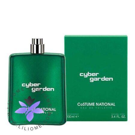 عطر ادکلن کاستوم نشنال سایبر گاردن-CoSTUME NATIONAL Cyber Garden