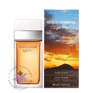 عطر ادکلن دلچه گابانا لایت بلو سان ست این سالینا-Dolce Gabbana Light Blue Sunset in Salina