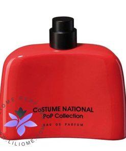 عطر ادکلن کاستوم نشنال پاپ کالکشن-قرمز-CoSTUME NATIONAL Pop Collection