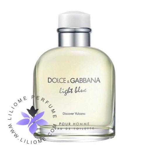 عطر ادکلن دلچه گابانا لایت بلو دیسکاور ولکانو-Dolce Gabbana Light Blue Discover Vulcano